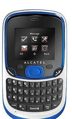 foto del cellulare Alcatel OT 355