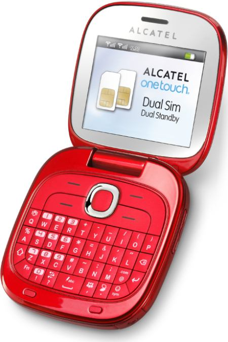 foto scheda Alcatel One Touch Duet Dream