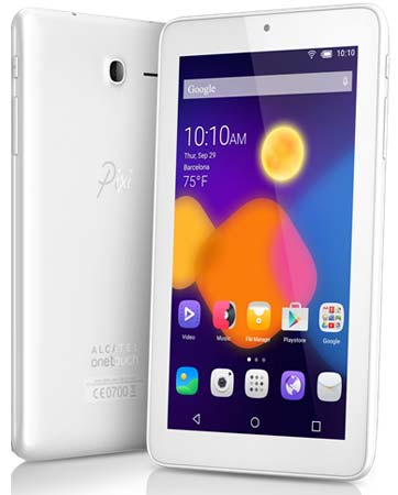 Photo Alcatel OneTouch Pixi 3 (7) LTE