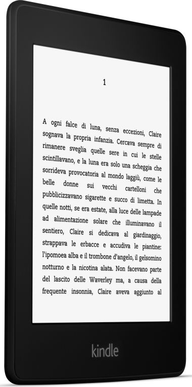 foto del cellulare Amazon Kindle Paperwhite 3G