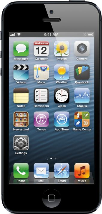 foto del cellulare Apple iPhone 5