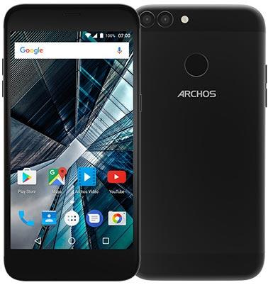 foto del cellulare Archos 50 Graphite