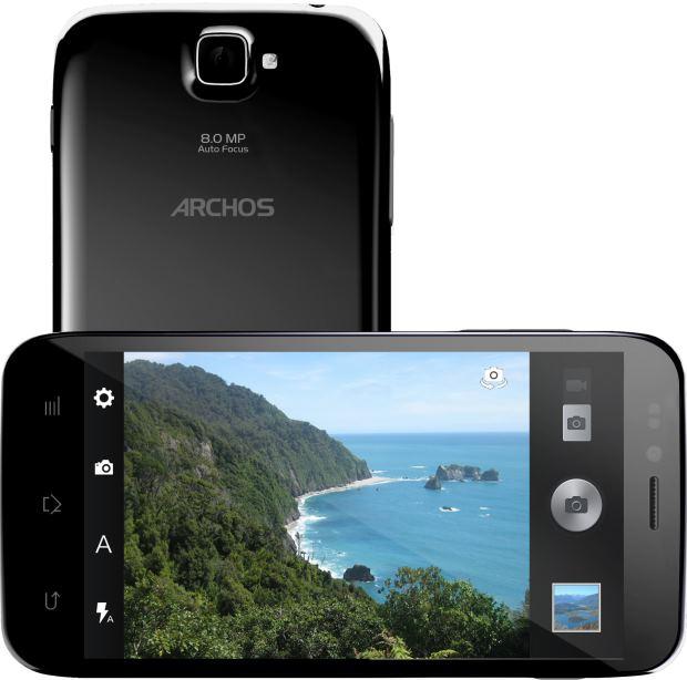 foto del cellulare Archos 50 Platinum