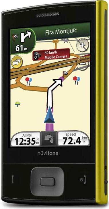 smartphone Asus Nuvifone M20