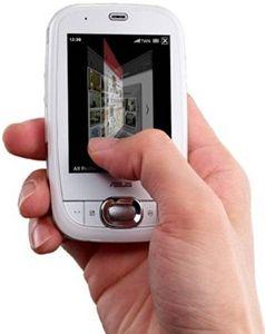 foto del cellulare Asus P552w