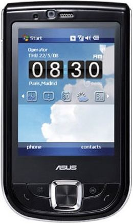 foto del cellulare Asus P565
