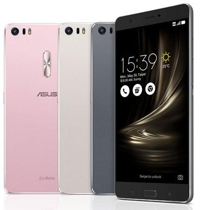 foto del cellulare Asus Zenfone 3 Ultra