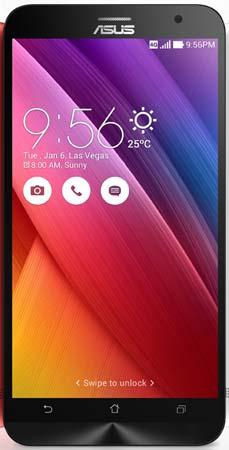 foto del cellulare Asus Zenfone 2 ZE550ML