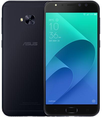 foto del cellulare Asus ZenFone 4 Selfie Pro ZD552KL