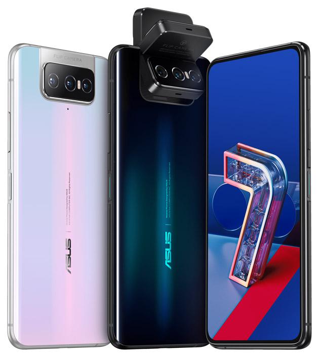 foto del cellulare Asus Zenfone 7