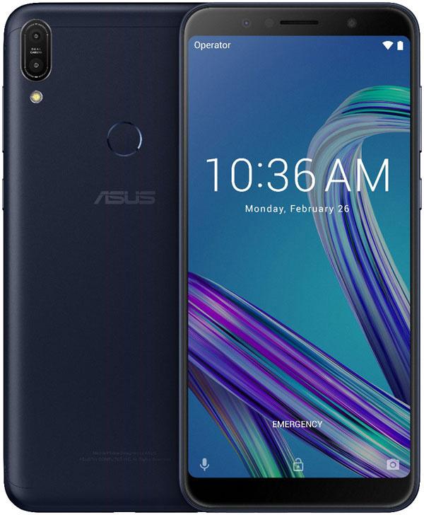 foto del cellulare Asus ZenFone Max Pro M1