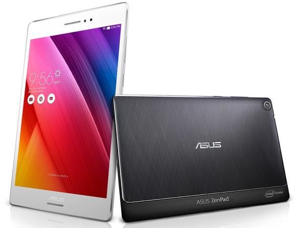 foto del cellulare Asus ZenPad S 8.0 Z580CA