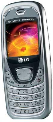 foto del cellulare Lg B2000