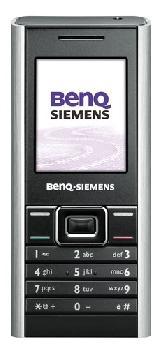 foto del cellulare BenQ Siemens E52