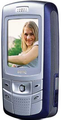 foto del cellulare BenQ U 700
