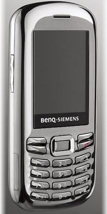foto del cellulare BenQ Siemens C32