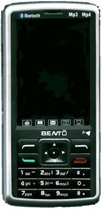 foto del cellulare Bento MK 100