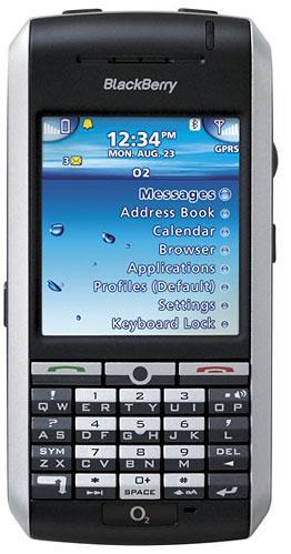 foto del cellulare Rim BlackBerry 7130g