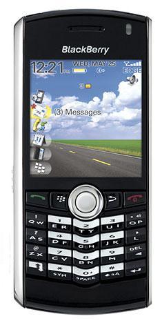 foto del cellulare Rim BlackBerry 8100 Pearl
