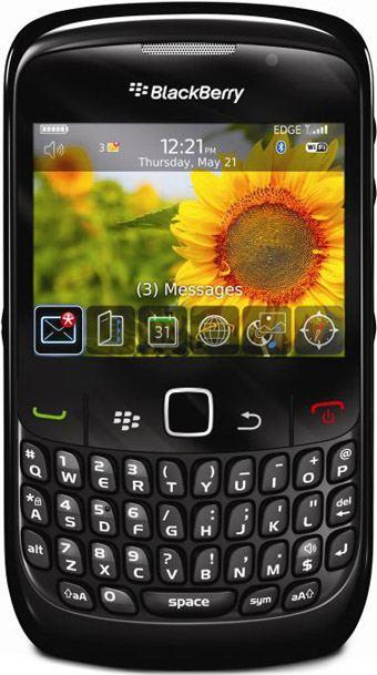 foto del cellulare Rim BlackBerry 8520 Curve
