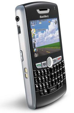 foto del cellulare Rim BlackBerry 8800