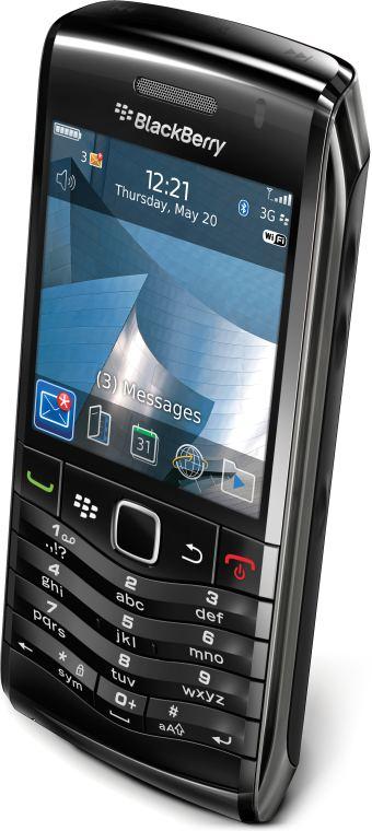 foto del cellulare Rim BlackBerry 9105 Pearl 3G