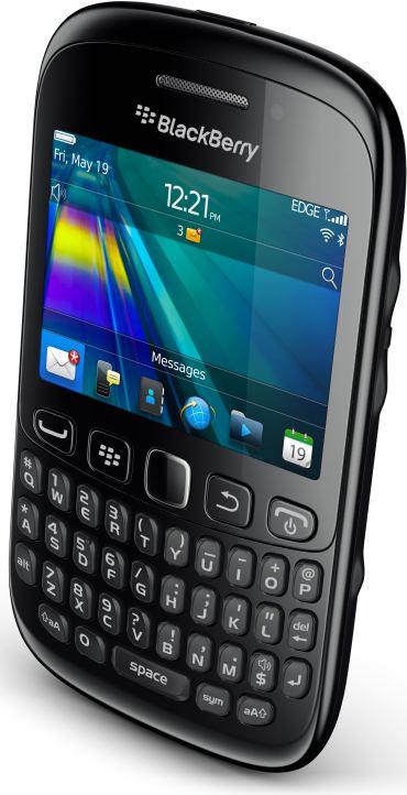 foto del cellulare Rim BlackBerry 9220 Curve