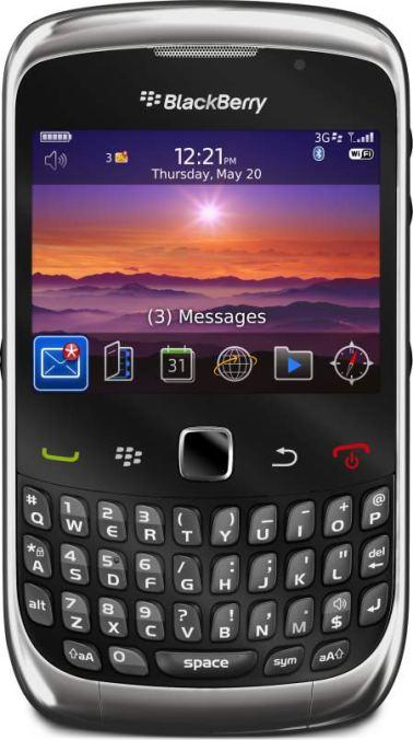 foto del cellulare Rim BlackBerry 9300 Curve 3G
