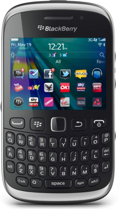 Rim BlackBerry 9320 Curve