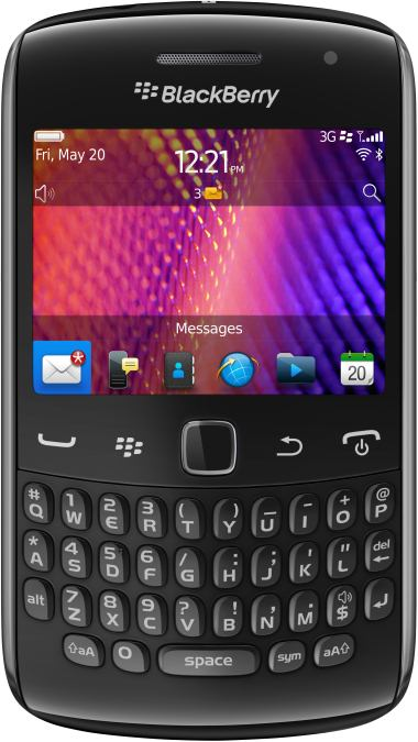 Rim BlackBerry 9360 Curve