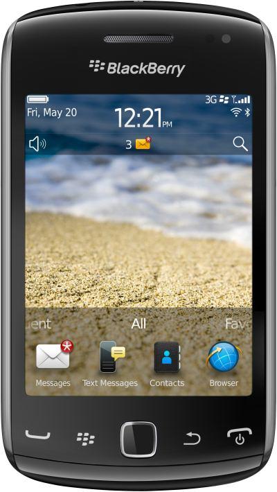 foto del cellulare Rim BlackBerry 9380 Curve