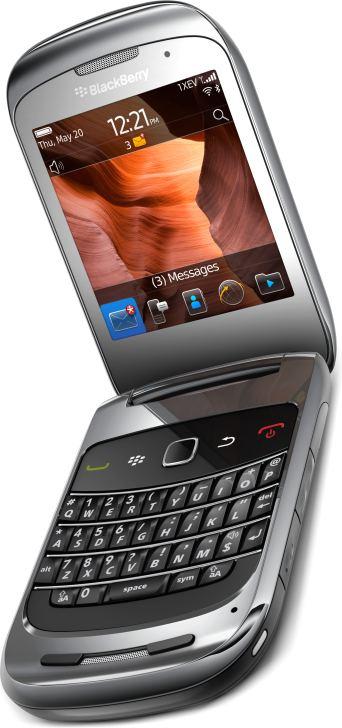 foto del cellulare Rim BlackBerry Style