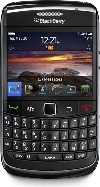 foto del cellulare Rim BlackBerry 9780 Bold