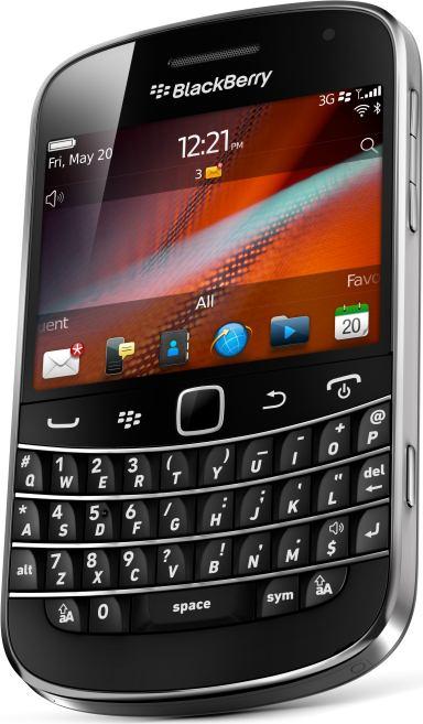 foto scheda Rim BlackBerry 9900 Bold