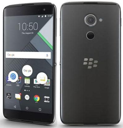 foto del cellulare Blackberry DTEK60