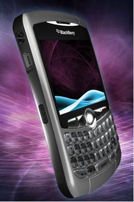 foto del cellulare Rim BlackBerry 8300 Curve