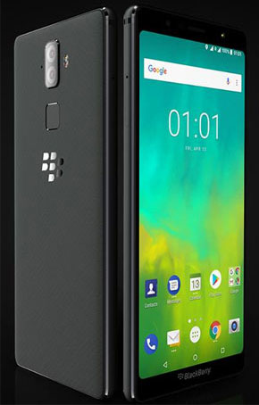 foto del cellulare BlackBerry Evolve