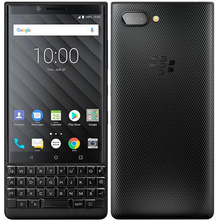 foto del cellulare BlackBerry KEY2