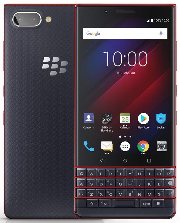 foto del cellulare Rim BlackBerry KEY2 LE