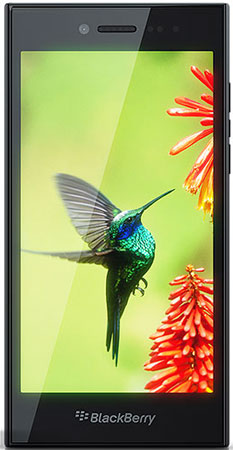 foto del cellulare Blackberry Leap