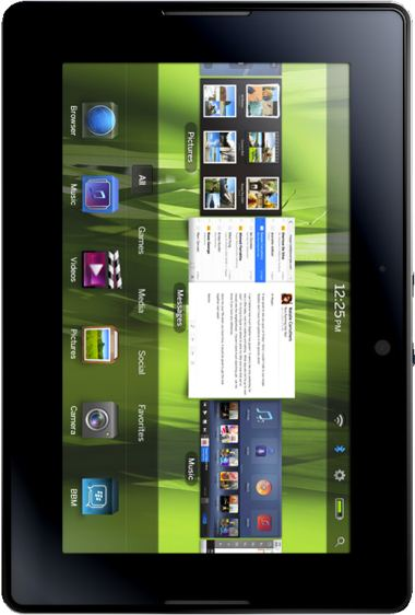 foto del cellulare Rim BlackBerry PlayBook