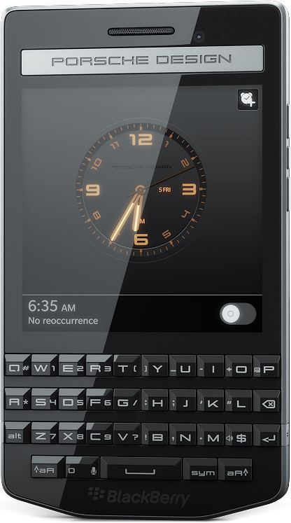 foto del cellulare BlackBerry Porsche Design P9983