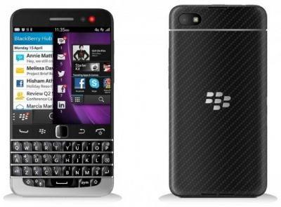 foto del cellulare BlackBerry Classic