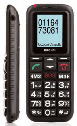 foto del cellulare Brondi Bravo Color GSM