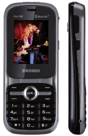 foto del cellulare Brondi Dual Dance