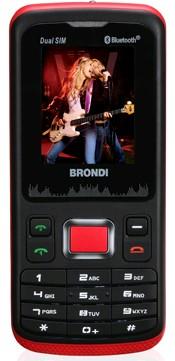 foto del cellulare Brondi Dual Music