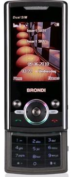 foto del cellulare Brondi Dual Professional
