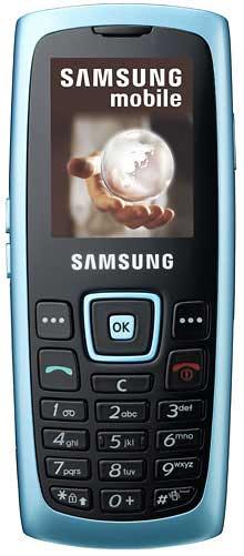 foto del cellulare Samsung C240