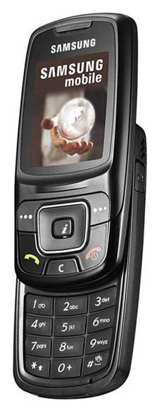 foto del cellulare Samsung C300