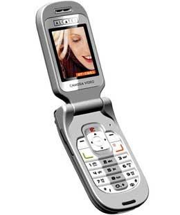 foto del cellulare Alcatel OT-C651